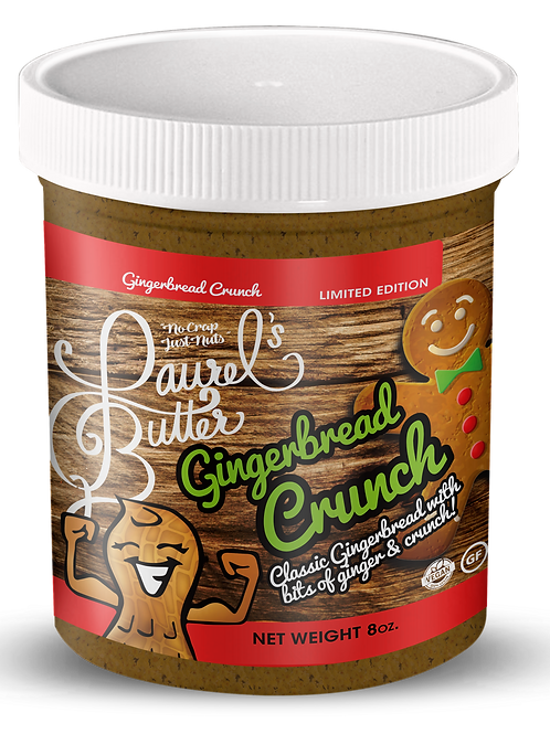 Gingerbread Crunch