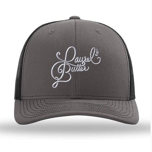 Laurel's Butter Snapback Hat