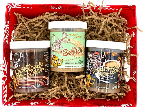Almond Butter Gift Box