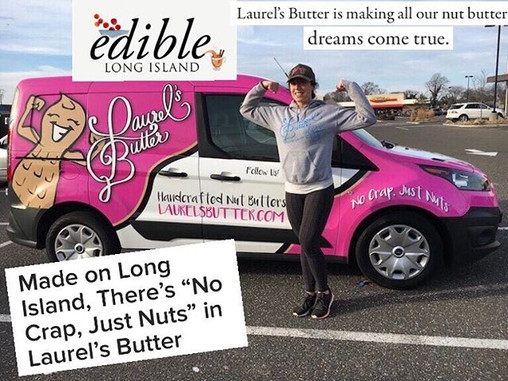 Thanks for the great write up in _ediblelongisland magazine!!__Bickford's intent to make people happy and excited has led to an outward expr