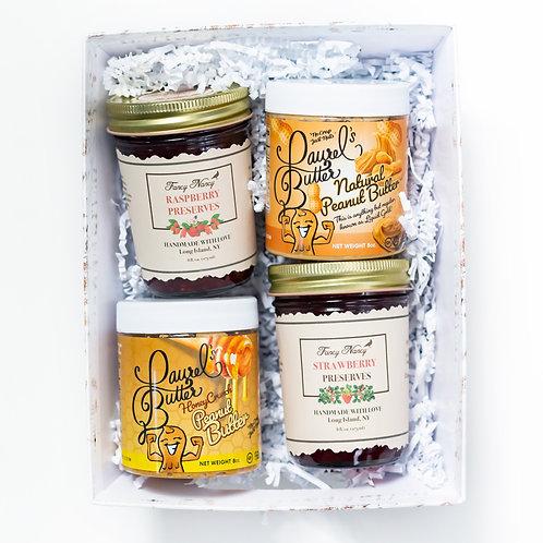 PB & Jelly Gift Basket