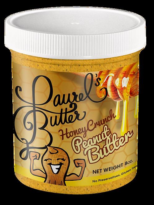 Honey Crunch Peanut Butter