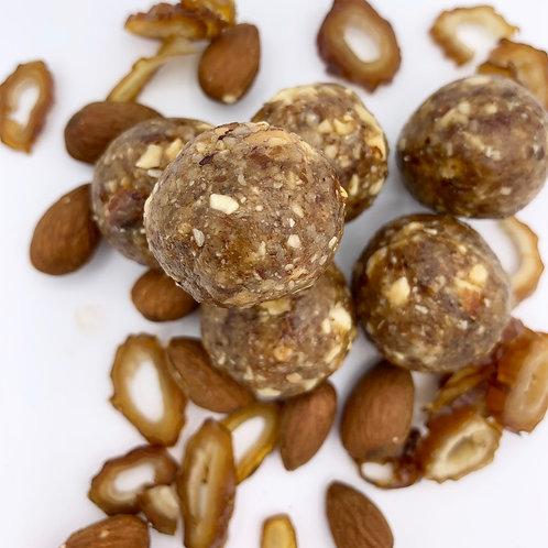Maple Almond Crunch Bites