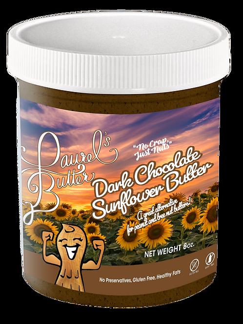 Dark Chocolate Sunflower Butter