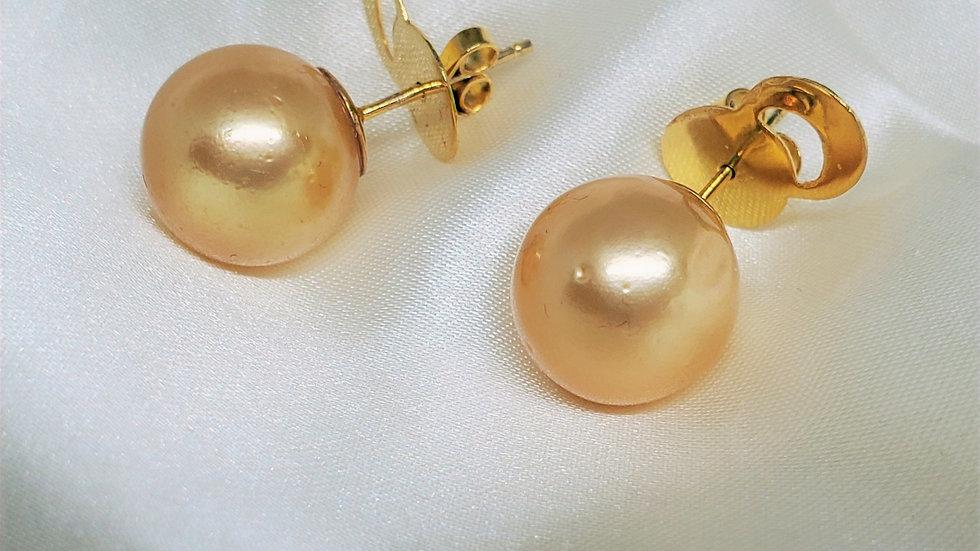 Dark Golden Earring