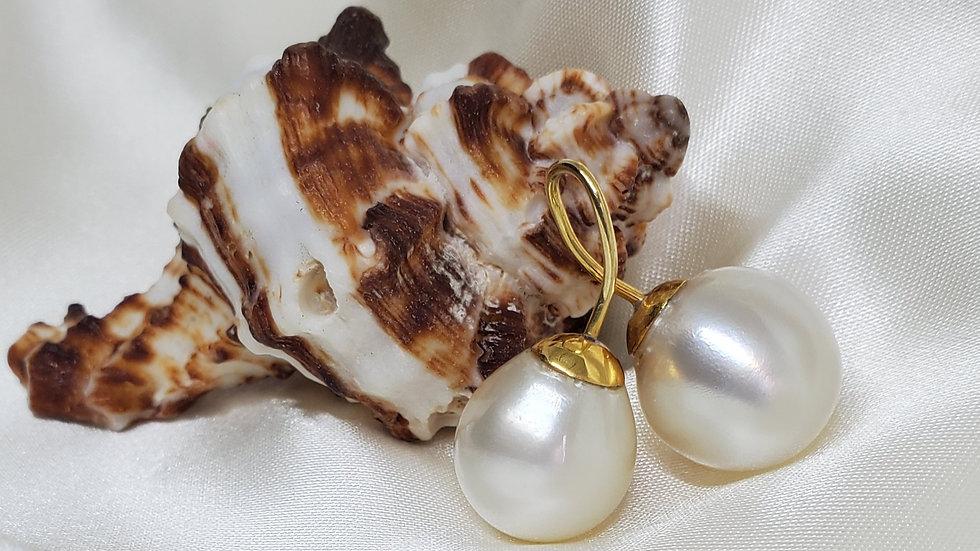 White Cherry Pendant