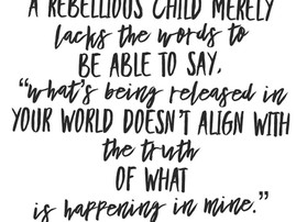 WANT TO AVOID REBELLION?