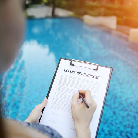 Swimming Pool Certification