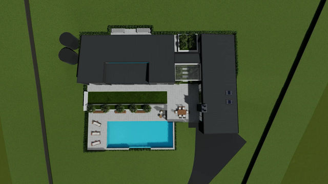 Our Latest building project more than a pool and outdoor...