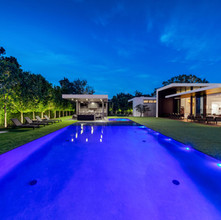 Wet Edge luxury pool lighting