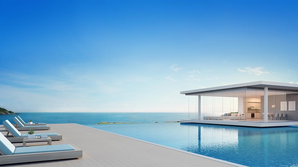 pool builders, concrete pool