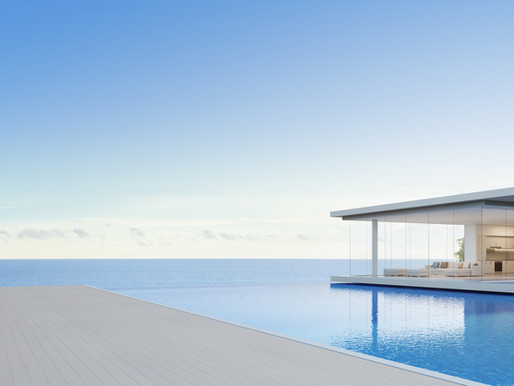 3D Realistic design visuals for concrete pools & outdoor entertainment areas!