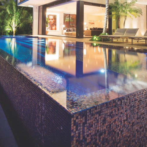 "How infinity ""high edges"" have changed the way we design pools!"