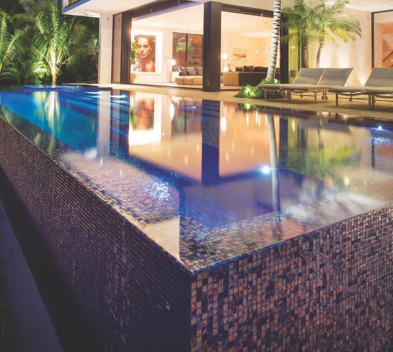 infinity high edge pool