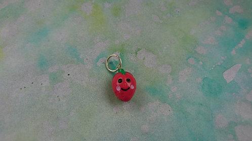 Fruit Strawberry charm