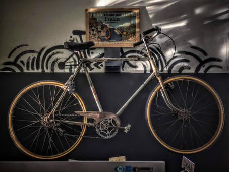 La historia de esta bici
