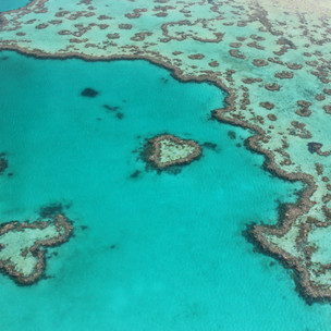 Discover the Great Barrier Reef by seaplane