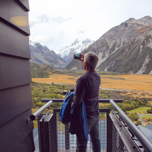 Experience Mt Cook in style at The Hermitage