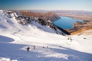 Lake Ohau Ski Trip