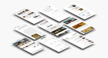 Web Screens UX
