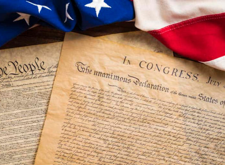 A Christian's Declaration of Independence