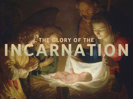 The Beauty of the Incarnation