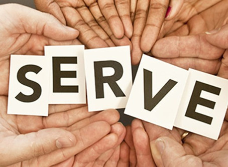 First Things First: Serve!