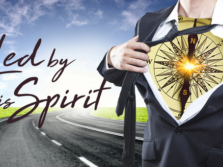 Led by the Spirit!