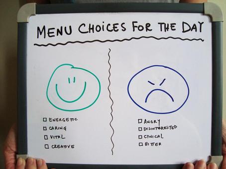 Choose Your Attitude!