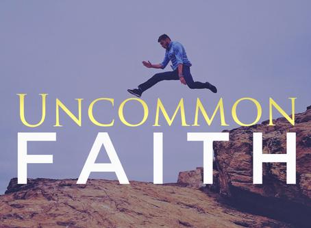 Noah: Faith to Overcome the Impossible!