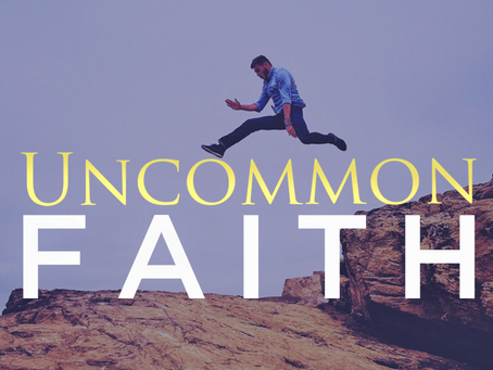 Noah: Faith to Overcome the Impossible!