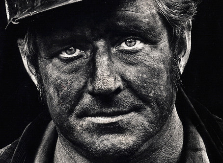 """Is your """"face to the coal""""?"""