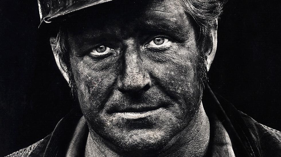 Coal miner (Credit: Courtesy of Earl Dotter)