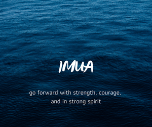 Imua for Jesus!