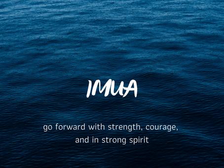 Imua for Jesus!