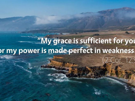 Is His Grace Enough for You?