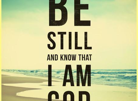 Jehovah is still God!