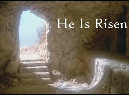 The Resurrection Changes Everything!