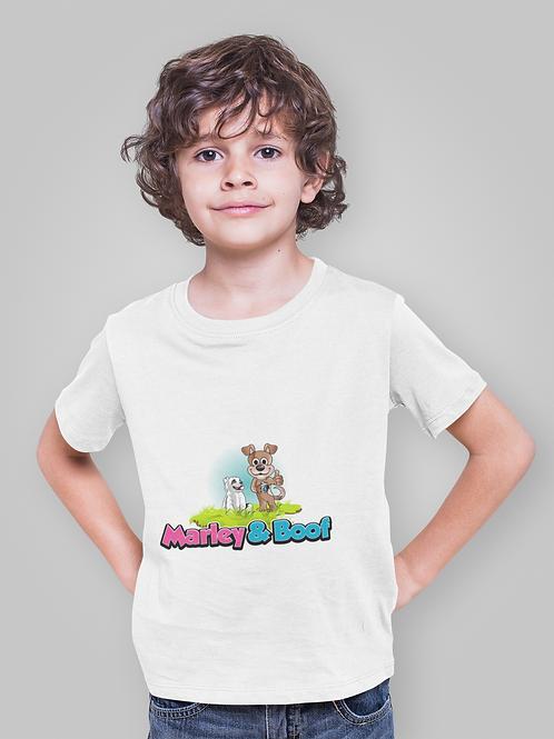 Boys Marley & Boof - KIDS TEE