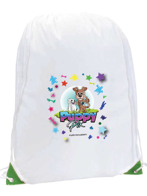 Puppypix DRAWSTRING BAG - NOFLER