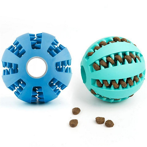 Marley & Boof Interactive Ball | Dog Chew | Extra Tough Rubber Ball