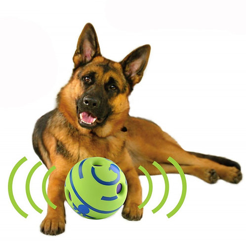 Intelligent Play Ball  - Silicon Jumping Interactive Toy
