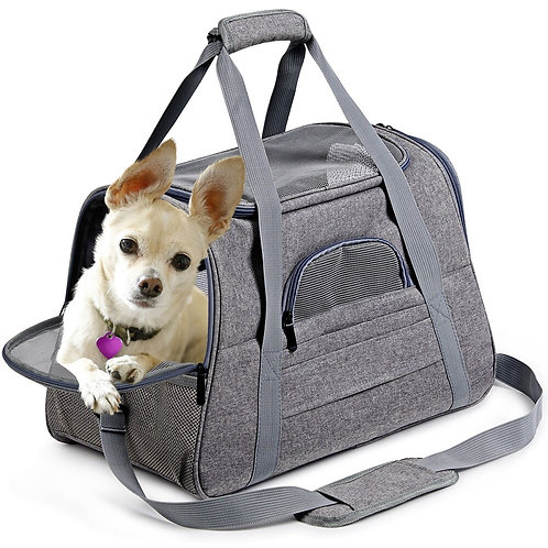 Marley & Boof Portable Pet Backpack | Breathable Pet Carrier Bag