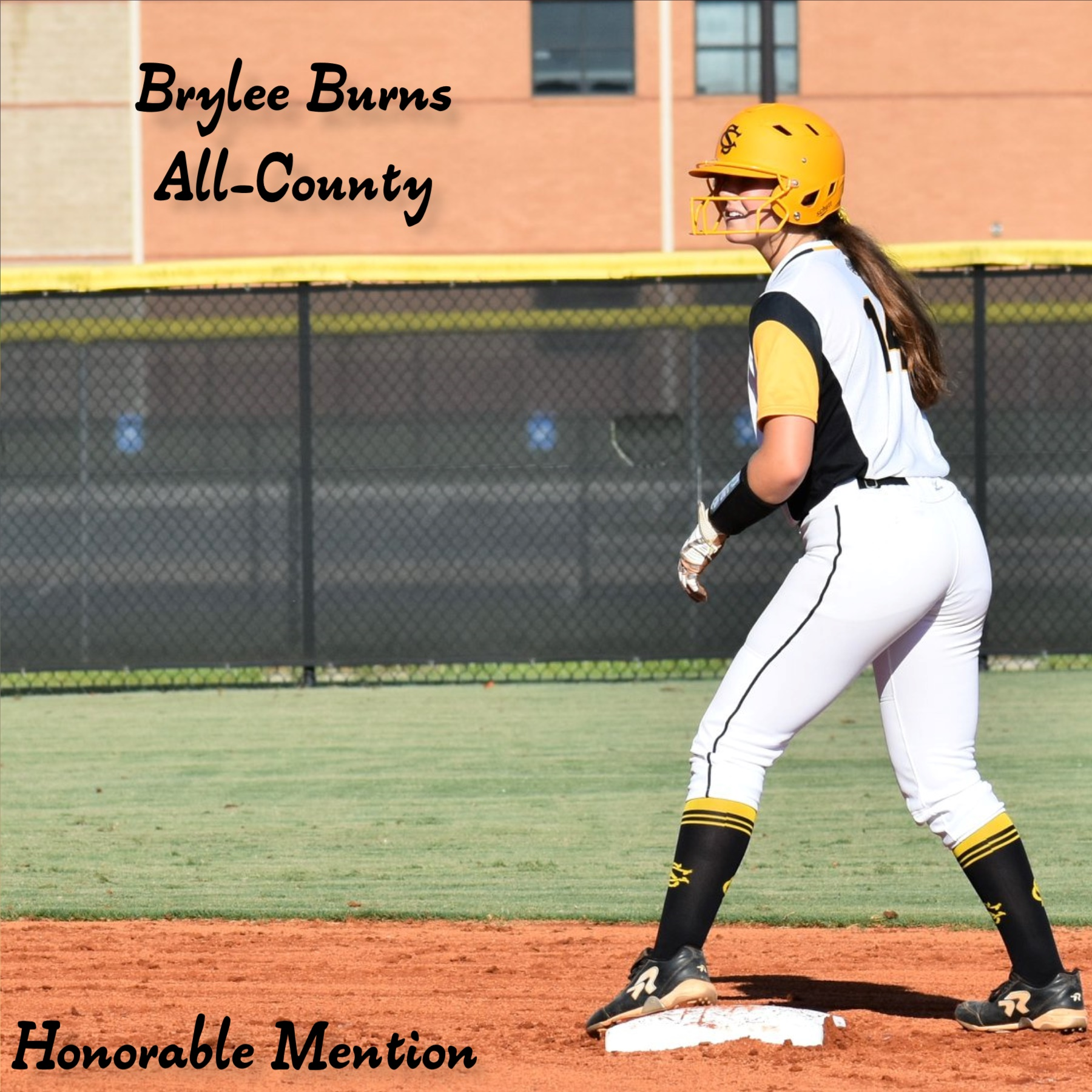 Brylee Burns All County