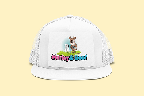 Marley & Boof Kids Trucker Cap