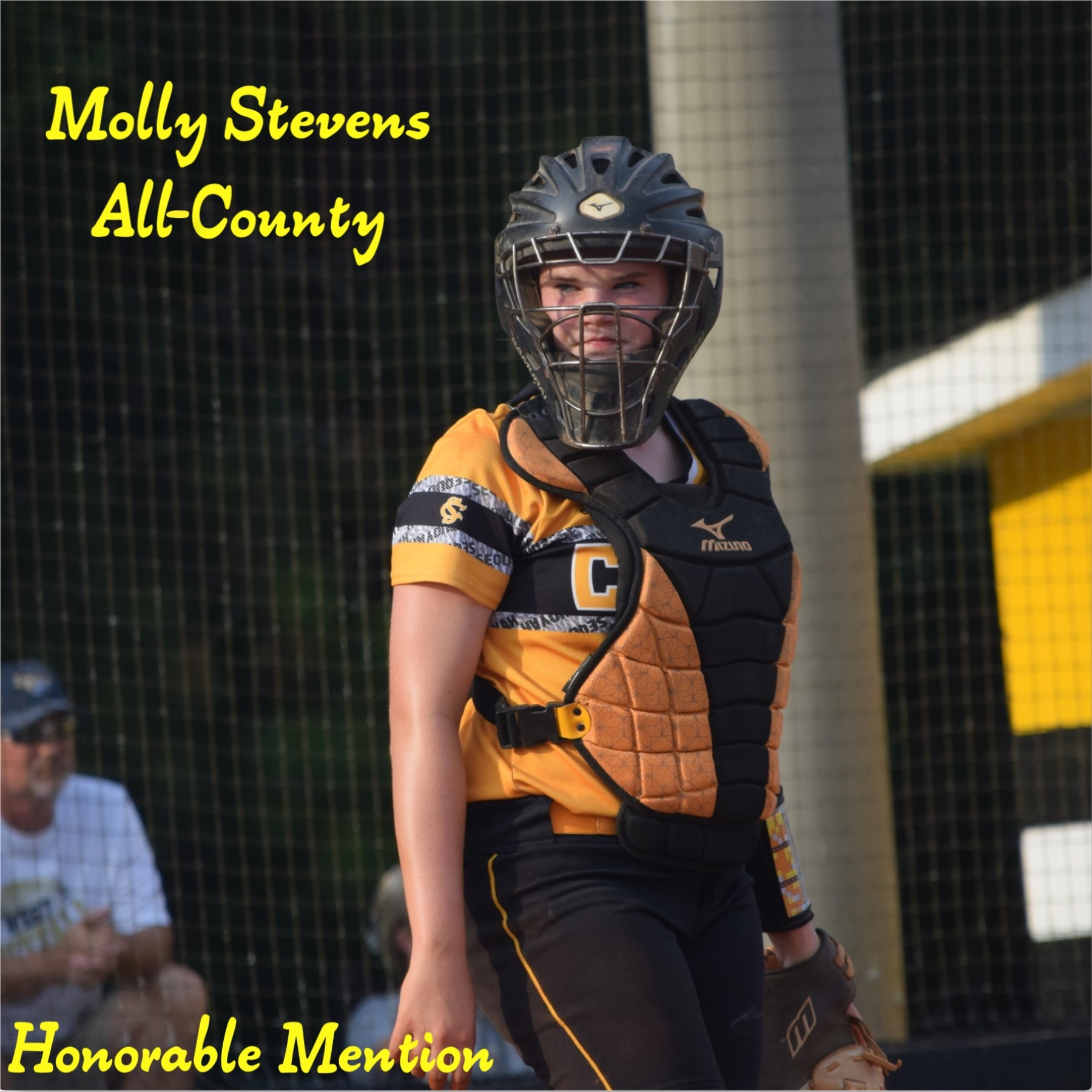 Molly Stevens All County