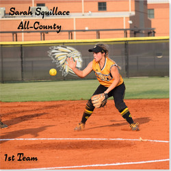 Sarah Squillace All County
