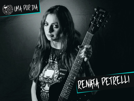 RENATA PETRELLI - THE DAMNNATION   MARIE DOLLS (SP)