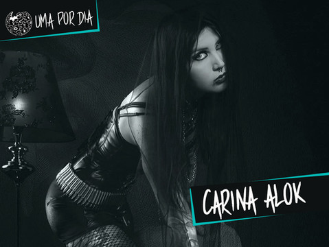CARINA ALOK - AGAUREZ (MG)