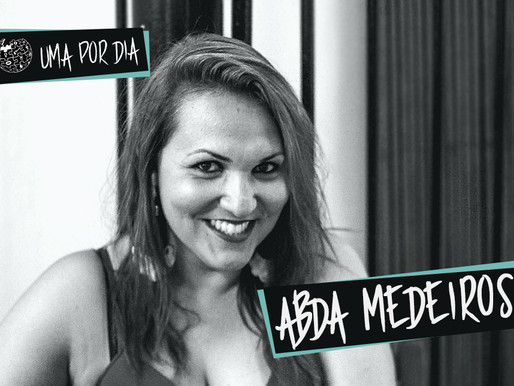 ABDA MEDEIROS | ANTROPÓLOGA (CE)